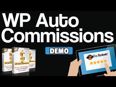 WP Auto Commissions Bonus Demo Add 17 Ways to Make Money on Your Site. http://bit.ly/2Zu27Ph