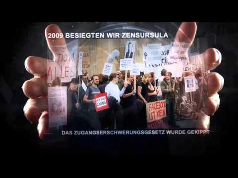 Acta Demo Aufruf 11. Februar 2012 in ganz Deutschland - Sei dabei!! -REUPLOAD