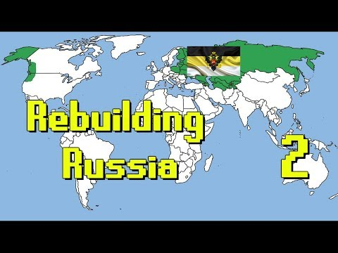 Supreme Ruler 2020 | Rebuilding the Russian Empire | Part 2 | Battle of Siberia