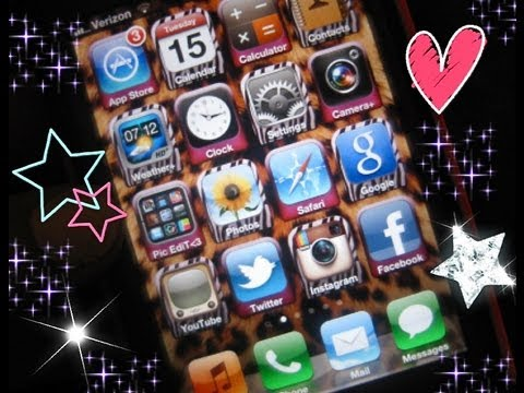 ♡What's On My iPhone!? ♡ : Confessions of an APPaholic