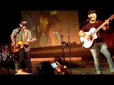 Baca bukumu, performed by Fadli #padi and Fandi at #miwf2015