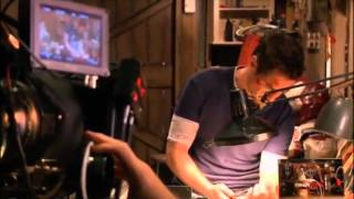 На съемках фильма 'Железный Человек 3' flv