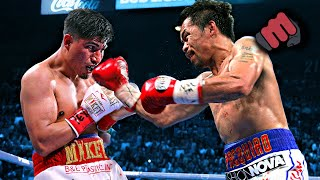 Manny Pacquiao vs Mikey Garcia - A CLOSER LOOK