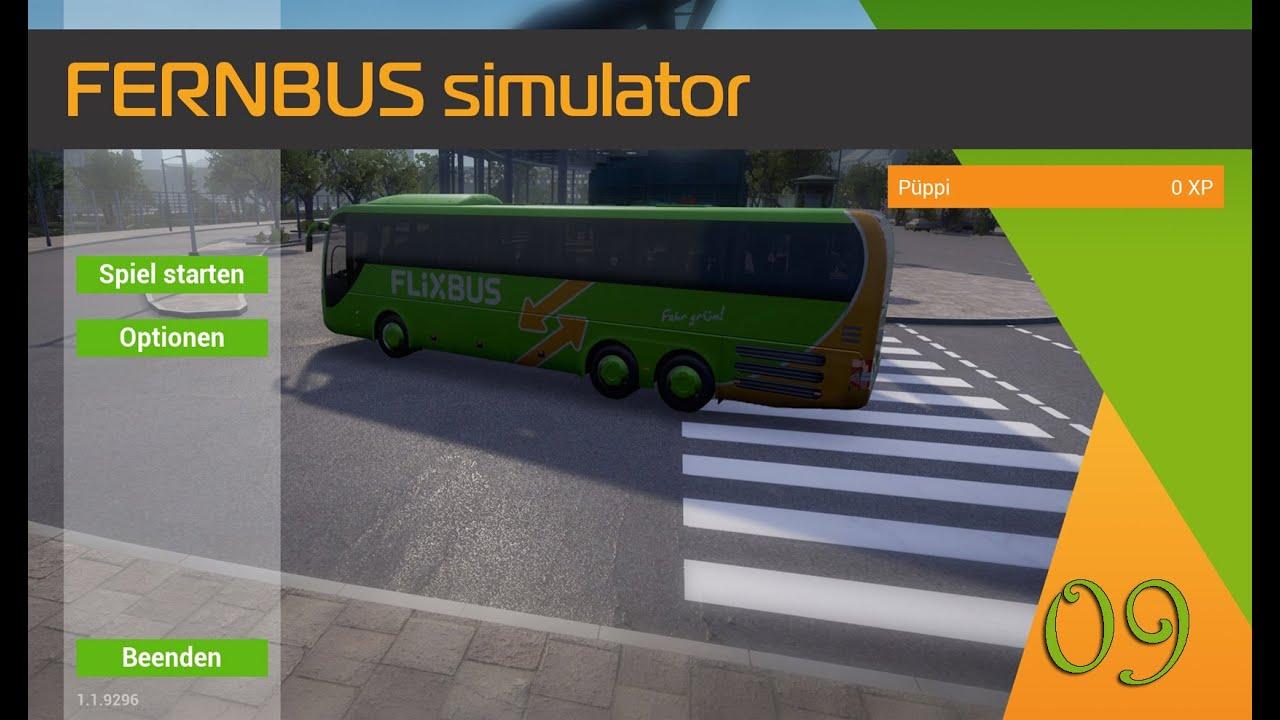 Fernbus Simulator 09 Püppi Nörgelt Nur Youtube