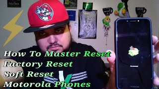 How To Master Reset Moto e5 Supra Hard Reset Safe Mode Pass Lock Screen All Motorola E5 G6 Play