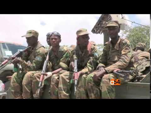 Somalia Military Victory