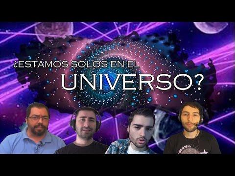 Especial 100.000 suscriptores ¿Estamos solos en el universo?