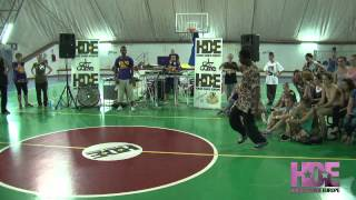 HDE 2012 - House Contest Eight-Final - ELY B vs P-JAY