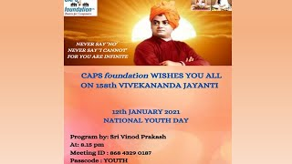 National Youth Day!!!