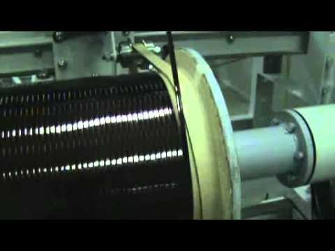 видео: Намотка низковольтной изоляции трансформатора 400 Ква