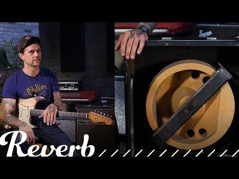 Eric Tessmer: Exploring Vintage Leslie Guitar Tones | Reverb Interview
