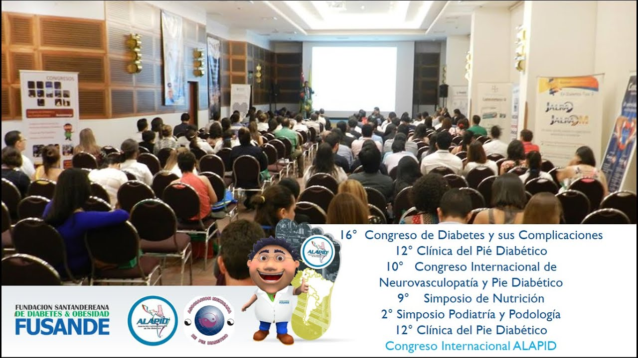 congresos internacionales de diabetes 2020