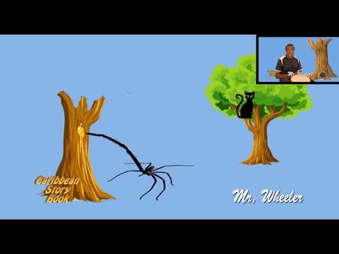 CARIBBEAN STORY BOOK - Mr. Wheeler