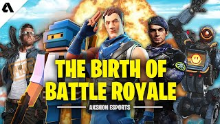 How Did Battle Royale Games Take Over The World?