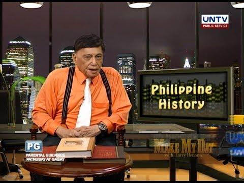 UNTV: Philippine History (Part 4)