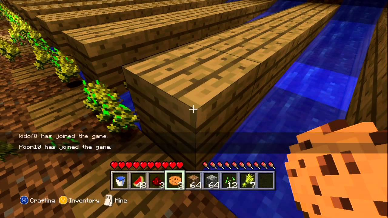 Minecraft Xbox 360 Edition COOL CREATIONS 2 - YouTube