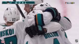 San Jose Sharks - Round 3 Goals