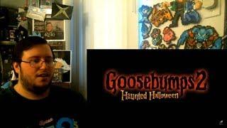 "Gors ""GOOSEBUMPS 2: HAUNTED HALLOWEEN"" Official Trailer Reaction (Where's Jack Black?)"