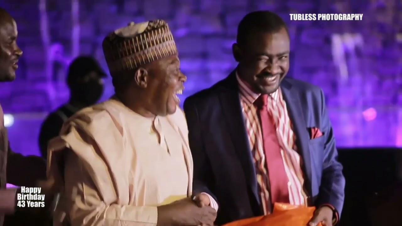 Download Unforgettable Moment in the history of Professor Adamu Abubakar Gwarzo