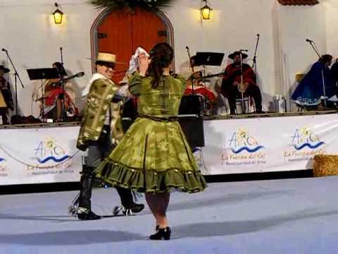 Region de Magallanes primera noche de competencia Arica 2010 (cueca 1)