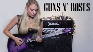 Guns N' Roses - Sweet Child O' Mine (SHRED VERSION)