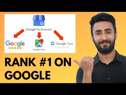 Google My Business Rank #1 On Google from YouTube · Duration:  14 minutes 1 seconds