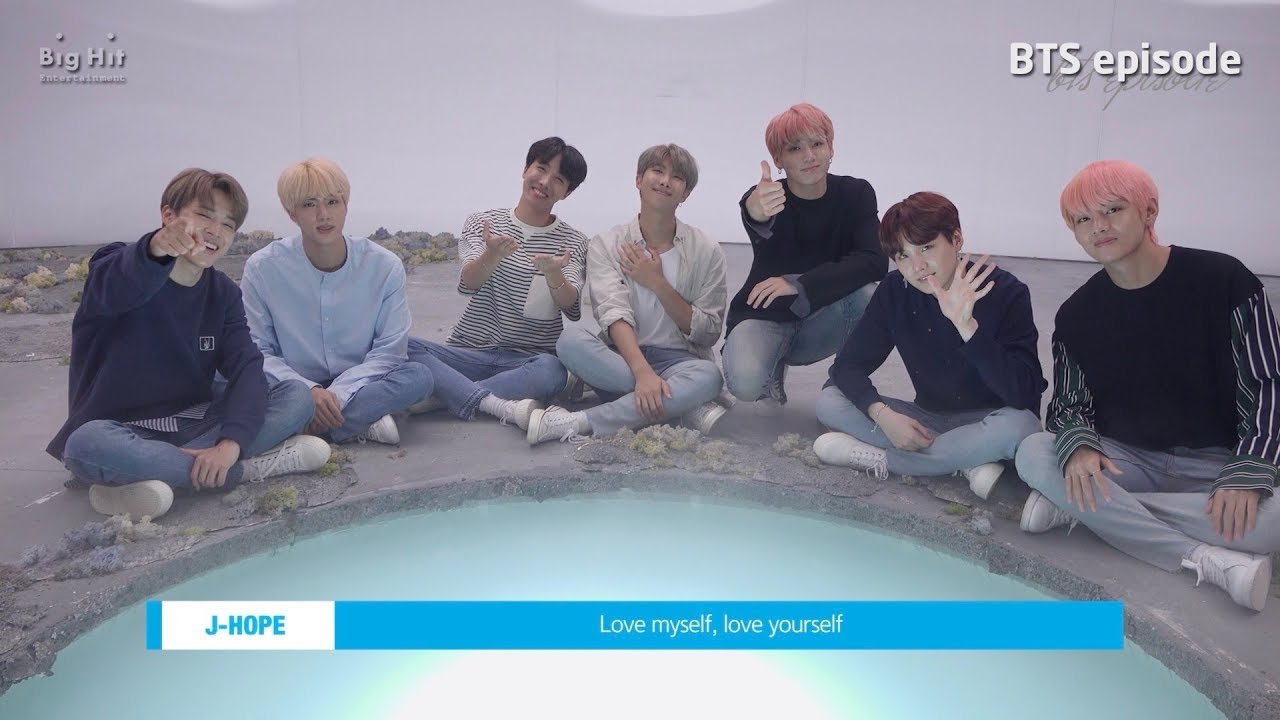 [EPISODE] BTS (방탄소년단) LOVE MYSELF Global Campaign Video Shooting Sketch