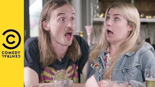 Diets, Makeovers and Handstands? | Pie And A Pint: Harriet Kemsley & Andy Field