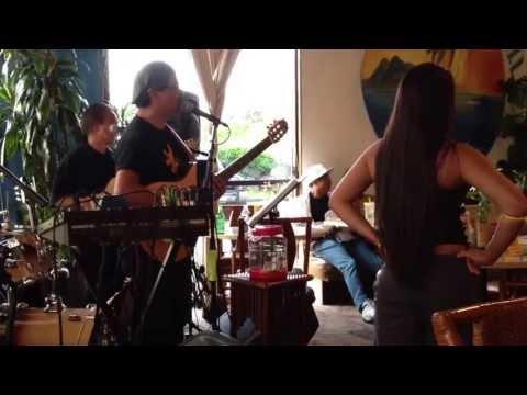 Badass Amanda Tahitian dancing in federal way Washington