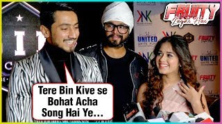 Mr. Faisu & jannat Zubair On Their NEW SONG Fruity Lagdi Hai | Ramji Gulati