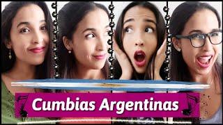 VENEZOLANA ESCUCHANDO CUMBIAS ARGENTINAS 🤣 ♡Darita