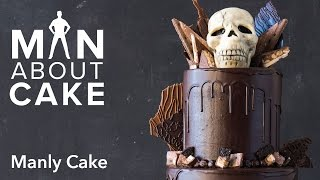 (man about) Manly Cakes | Man About Cake