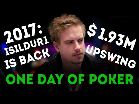 The Days of Isildur1's sickest come back: +$1.9M in 2017