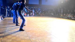 Saudi Traditional Dance at TRU (dabka) Kamloops - Canada