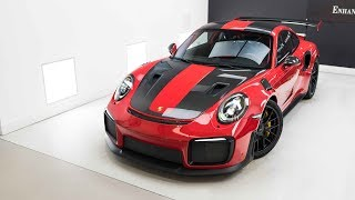 First 991 GT2RS Fully Protected in the World by Topaz Detailing!