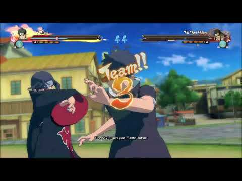Naruto Shippuden Ultimate Ninja Storm 4 on Intel HD 620 |