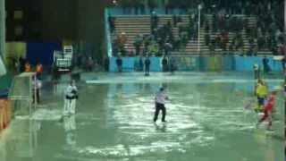 Эпизод с пенальти в матче «Сибсельмаш» — «Зоркий»