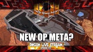 SWGOH Live Stream Episode 122: New OP Meta? | Star Wars: Galaxy of Heroes #swgoh