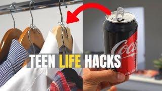 5 ESSENTIAL Life Hacks for Teens
