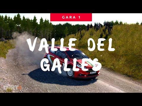 Dirt4 Valle del Galles - Gara 1