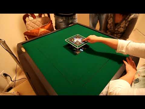 Automatic Mahjong Tables are the Ultimate in Gaming Furniture