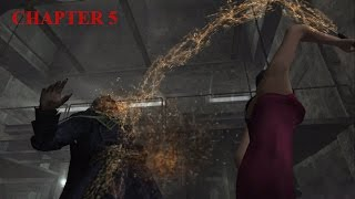 Resident Evil 4 - Separate Ways (Welcome To Hell) Mode - Chapter 5 (New Game) HQ