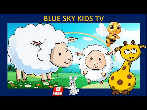 ANIMAL NAMES for Kids | Learn Animal Names for Children & Toddlers | Farm/Wild Animals