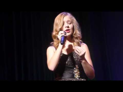 Jackie Evancho - Walking in the Air - 2013