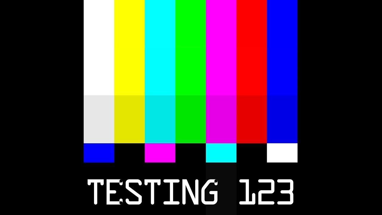 testing testing 1 2 3 9 3 17 youtube. Black Bedroom Furniture Sets. Home Design Ideas