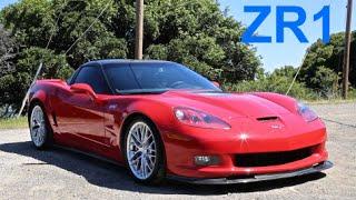 Chevrolet Corvette ZR1 2012 Videos