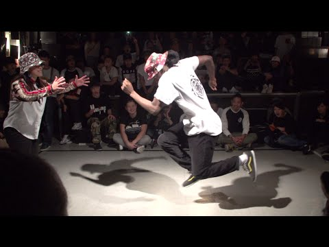 UNION Battle HIPHOP 1on1, Tokyo 2014 | YAK FILMS