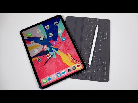 2018 iPad Pro: The Total Experience (Unboxing & Impressions)