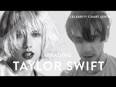 Taylor Swift's Astrology Chart - CELEBRITY BIRTH CHART SERIES