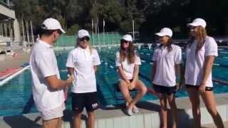 Отзыв Сборной Украины по плаванию